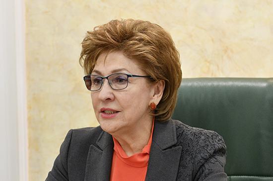 Карелова назвала цель конкурса «Города для детей. 2019»