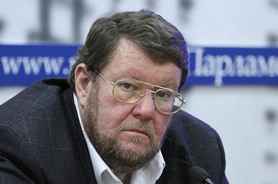 Сатановский оценил намерение США включить Россию в список «спонсоров терроризма»