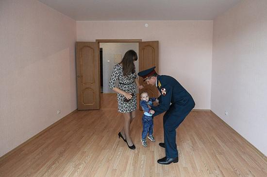 Одной из категорий военнослужащих упростили получение жилья