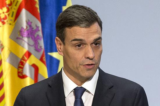 Педро Санчес сформирует новое правительство Испании