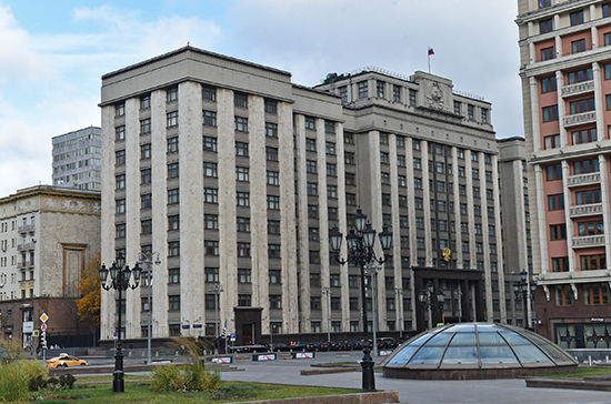 Госдума во втором чтении приняла законопроект о ликвидации унитарных предприятий до 2025 года