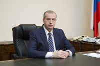 Путин освободил Левченко с поста губернатора Иркутской области