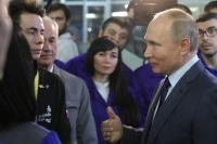 Путин рассказал о самом важном для него событии в 2020 году