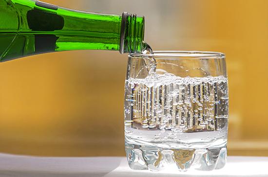 Питьевую воду могут начать маркировать