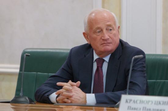 Сенатор: в России необходимо заняться аккредитацией программ подготовки инженеров по международным стандартам