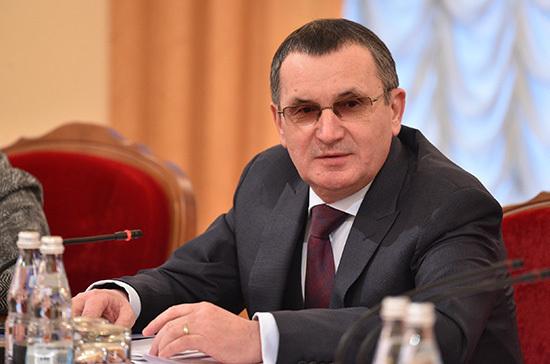 Фёдоров рассказал, чем займётся Совет законодателей в 2020 году