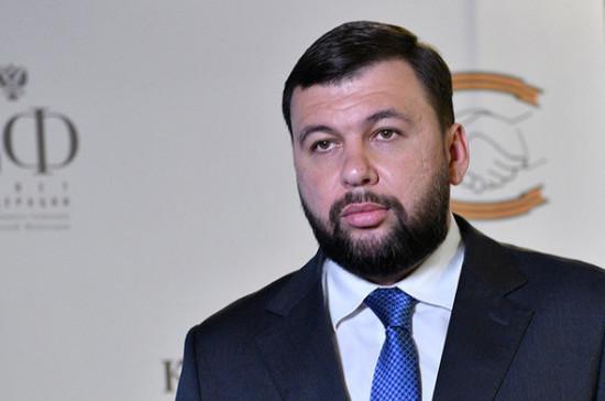 Глава ДНР посмертно наградил российских журналистов