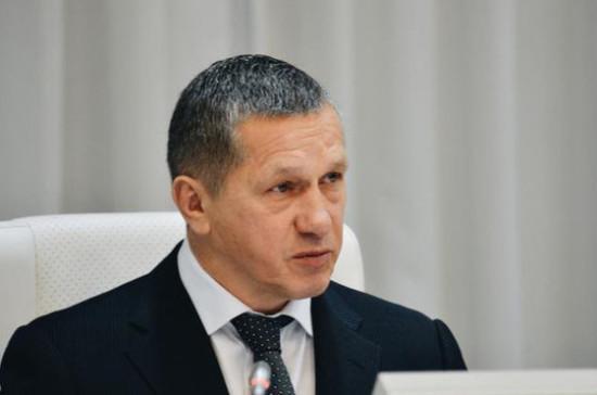 Трутнев представил в Еврейской автономной области нового главу региона