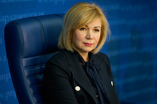 Зленко рассказала о задачах арктического проекта Совета Евразийского женского форума