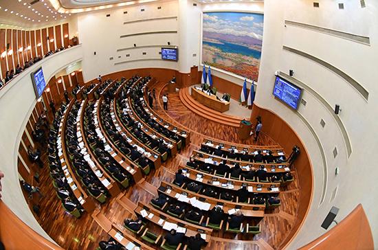 Сенат Узбекистана одобрил создание в стране Национальной гвардии