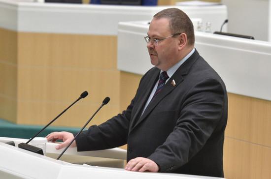 Мельниченко рассказал о нерешённых проблемах при осуществлении воздушных перевозок на Дальний Восток