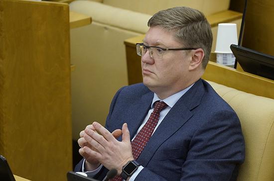 За седьмой созыв депутаты «Единой России» внесли на рассмотрение 1060 законопроектов