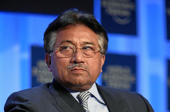СМИ: Бывший президент Пакистана приговорён к смертной казни