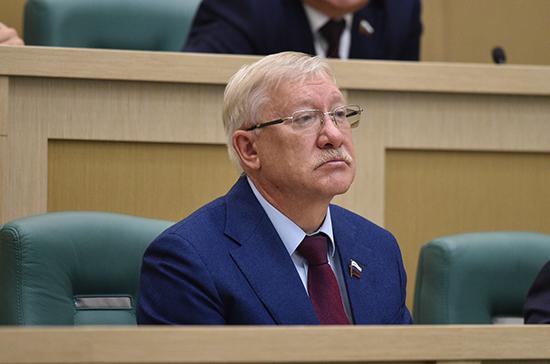 Морозов назвал запуск «Северного потока — 2» ответом на санкции США