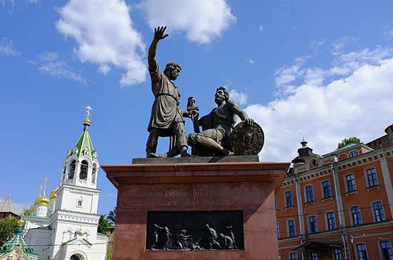 Нижний Новгород достоин стать «Городом трудовой доблести», заявил Никонов
