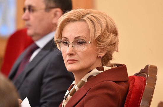Яровая предложила Росстату делать ежегодный доклад в парламенте и Правительстве