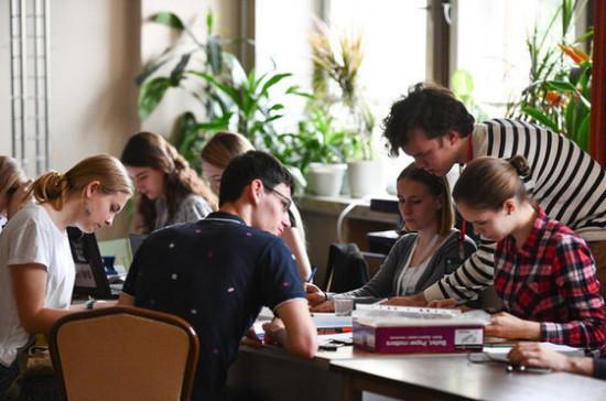 Иностранным студентам могут облегчить процедуру поиска работы