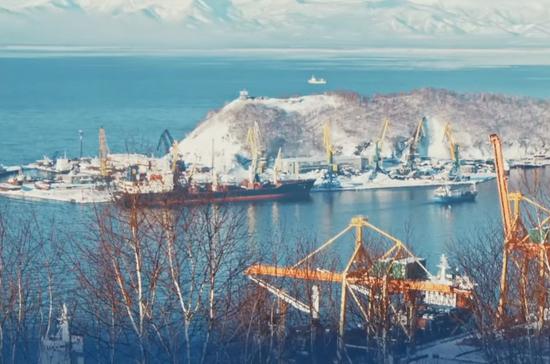 В ТОР «Камчатка» построят терминал для перевалки сжиженного природного газа