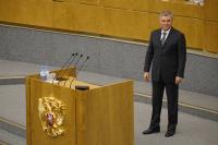 Володин подвёл итоги работы Госдумы в 2019 году