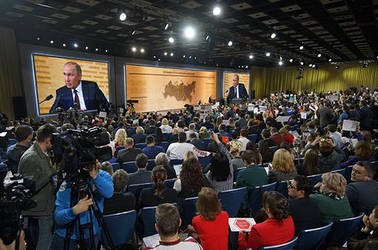 Владимир Путин не исключает, что мусорная реформа в Петербурге и Москве начнется раньше