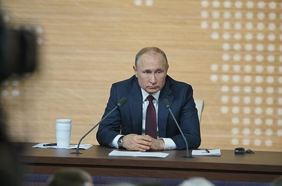 Зарубежные жизненно важные лекарства нужно регистрировать в России, заявил президент