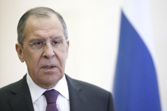 Россия рассчитывает усилить сотрудничество с Японией в борьбе с терроризмом, заявил Лавров
