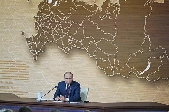 Путин отметил беспрецедентный уровень доверия в российско-китайских отношениях