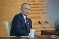 Путин назвал логичным сделать 31 декабря выходным днём