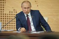 Путин назвал способы решить проблему зарплат в сфере медицины