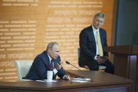 Путин рассказал о целях закона об иностранных агентах