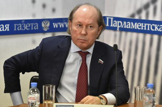 Кононов: президент дал понять, что будущее России — в инновационном развитии