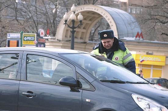 ГИБДД может получить право проверять всех водителей на алкоголь, пишут СМИ