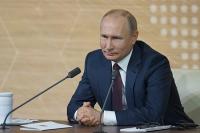Путин поддержал идею о межпарламентском диалоге в «нормандском формате»