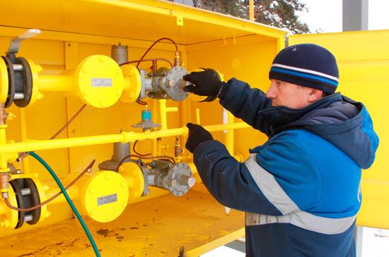 Россия и Украина вернутся к вопросу о прямых поставках газа после Нового года
