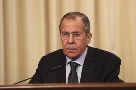Лавров рассказал, какие участки для разведения сил в Донбассе предложила Украина