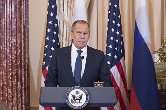 Лавров: РФ ответит на санкции США без ущерба для себя