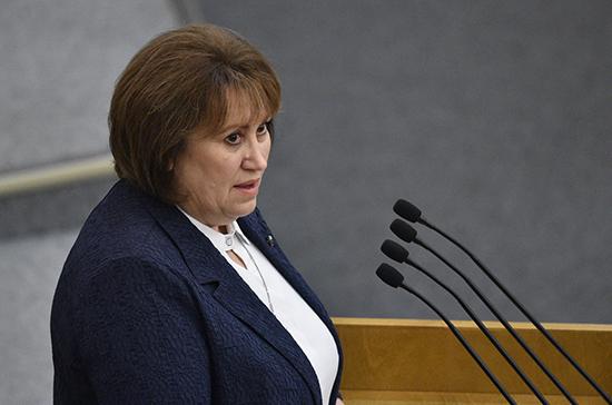 Ганзя: в России есть мощный социальный заказ на запрет никотиносодержащих смесей
