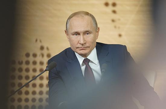 Путин рассказал о «традиции» пугать Запад Россией