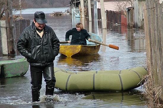 МЧС предлагает сделать эвакуацию населения в зонах ЧС обязательной