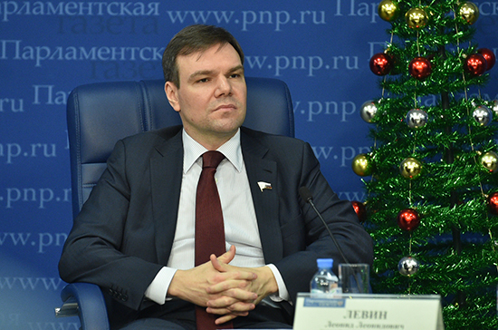 Левин прокомментировал ситуацию с журналистами Sputnik Эстония