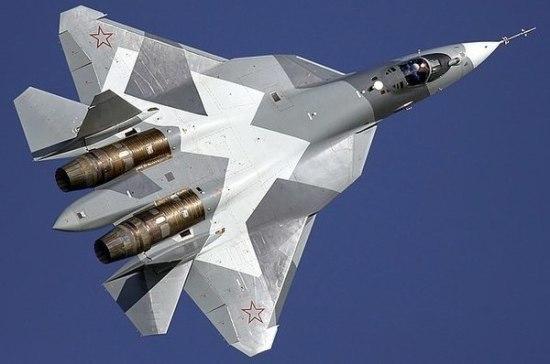 Эксперт оценил перспективы Су-57 после крушения