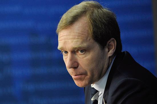 Кутепов рассказал о поправках по развитию отечественного судостроения