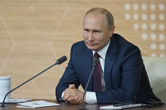 Путин: Россия всегда славилась сильной шахматной школой