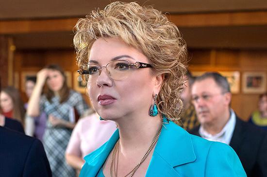 Ямпольская заявила о необходимости создания программы «Земский работник культуры»