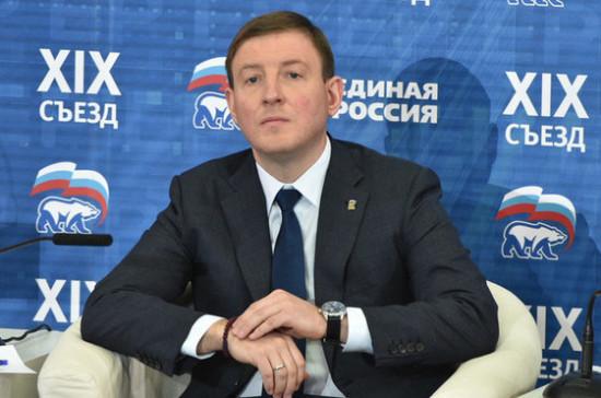 Турчак: в «Единой России» ввели должности помощников председателя партии