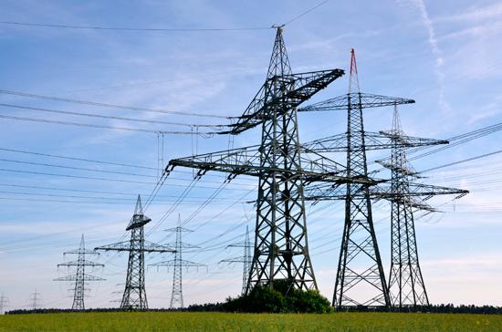 В Госдуму внесли поправки в закон об электроэнергетике