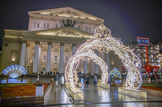 Больше всего россиян заинтересовал Новый год в Москве