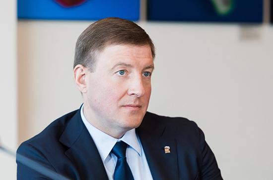 Секретарь Генсовета «Единой России» поздравил россиян с Новым годом