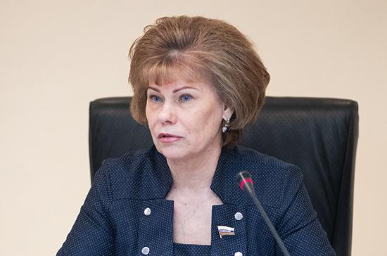 Гигель: Совет Федерации взял курс на изучение ситуации в лесной отрасли