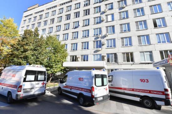 Регионам выделят более 95 млрд рублей на строительство объектов здравоохранения